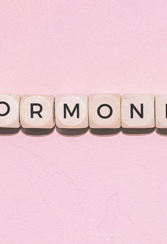 Hormonel akne